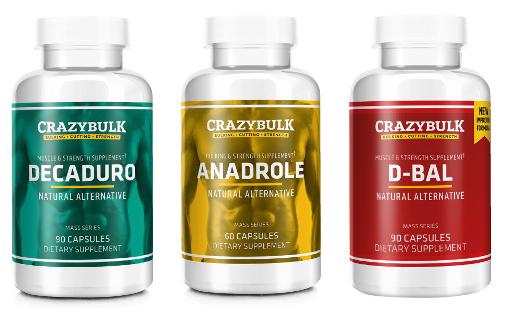 Best Legal Steroids for Bulking